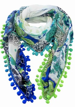 Juliette Silk Scarf