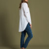 white mahala blouse
