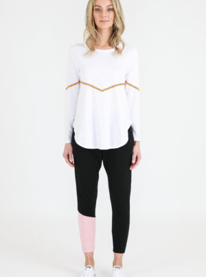 Heidi long sleeve tee